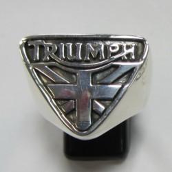 anillo de plata 925 emblema...
