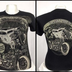 Camiseta Bad Café Racer