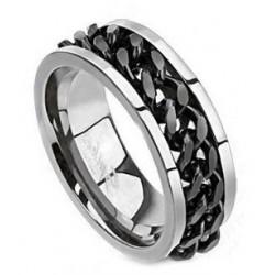 anillo de acero 316L con...