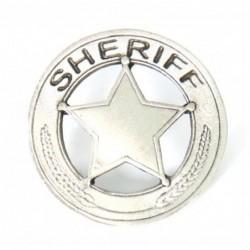 Pin estrella sheriff...