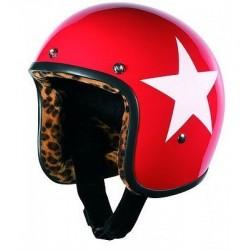 Casco jet bandit star...