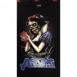 Camiseta Rock Hombre Manga...