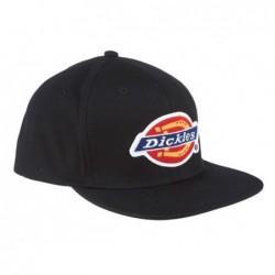 Gorra negra dickies parche