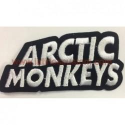 parche rock pequeño arctic...
