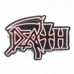 parche rock pequeño death...