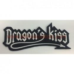 parche rock pequeño dragons...