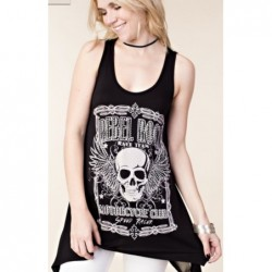 camiseta mujer de tirantes...
