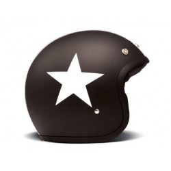 casco jet Dmd vintage star...