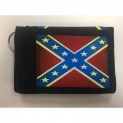 Cartera negra bandera...