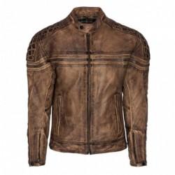 chaqueta moto hombre de...