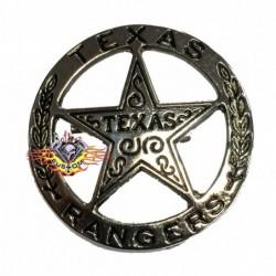 Pin estrella Texas Rangers...
