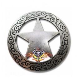 Pin estrella Texas dorada o...
