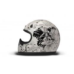 casco integral Dmd racer...
