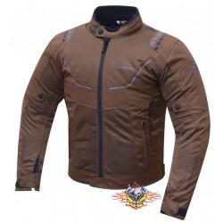 chaqueta moto hombre verano...