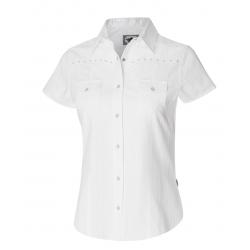 camisa mujer manga corta...