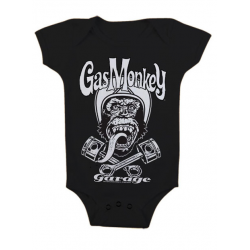 body bebé Gas Monkey Garage...