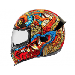 casco integral Icon...