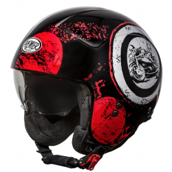 casco jet Premier rocker sd...