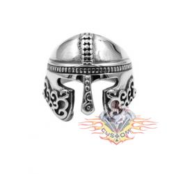 anillo de acero 316L casco...