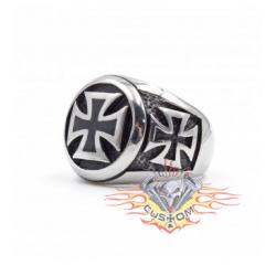 anillo de acero 316L sello...