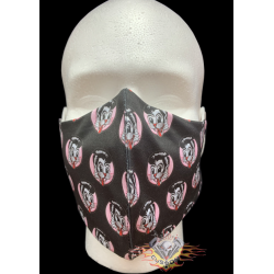 mascarilla rock adultos y...