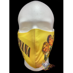 mascarilla rock adultos...