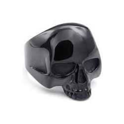 Anillo de acero old skull...