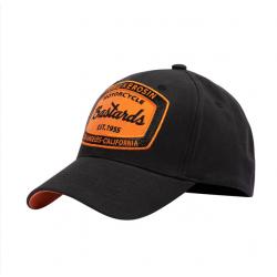 gorra negra bastards King...