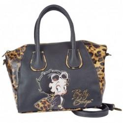 bolso Betty Boop leopardo