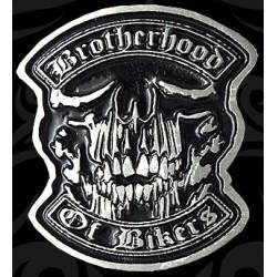 pin brotherhood of bikers