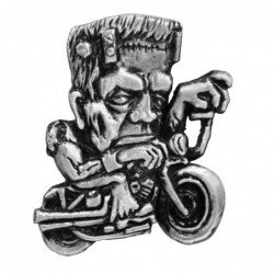 pin frankenstein motorista...